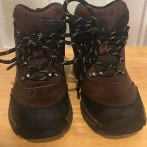 Timberland boots. Toddler size 10